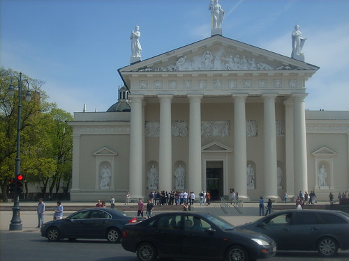 Cathedral of SS Peter and Paul, Vilnius, Lthuania by xpisto1