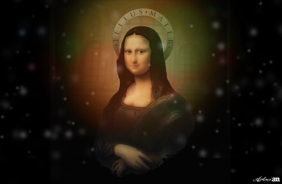 """Mona Lisa / """"Apoteosis"""""""