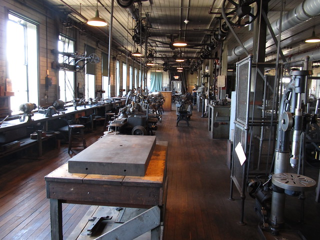 Thomas Edison National Historic Park by CC user kenlund on Flickr