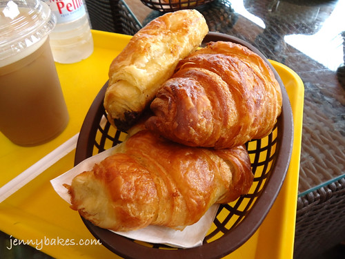 Real Caribbean Croissants