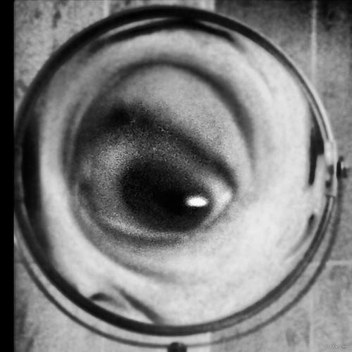 autorretrato de mi ojo by eMecHe