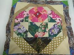 Pretty Petunia Block