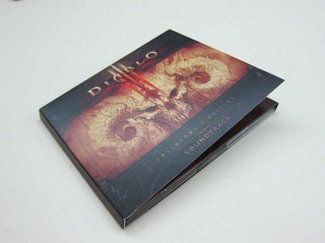 Diablo III: Collector's Edition - Diablo III Soundtrack