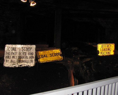 exhibitionincoalmine