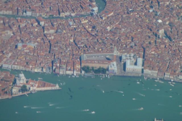 233 - Venezia desde el aire