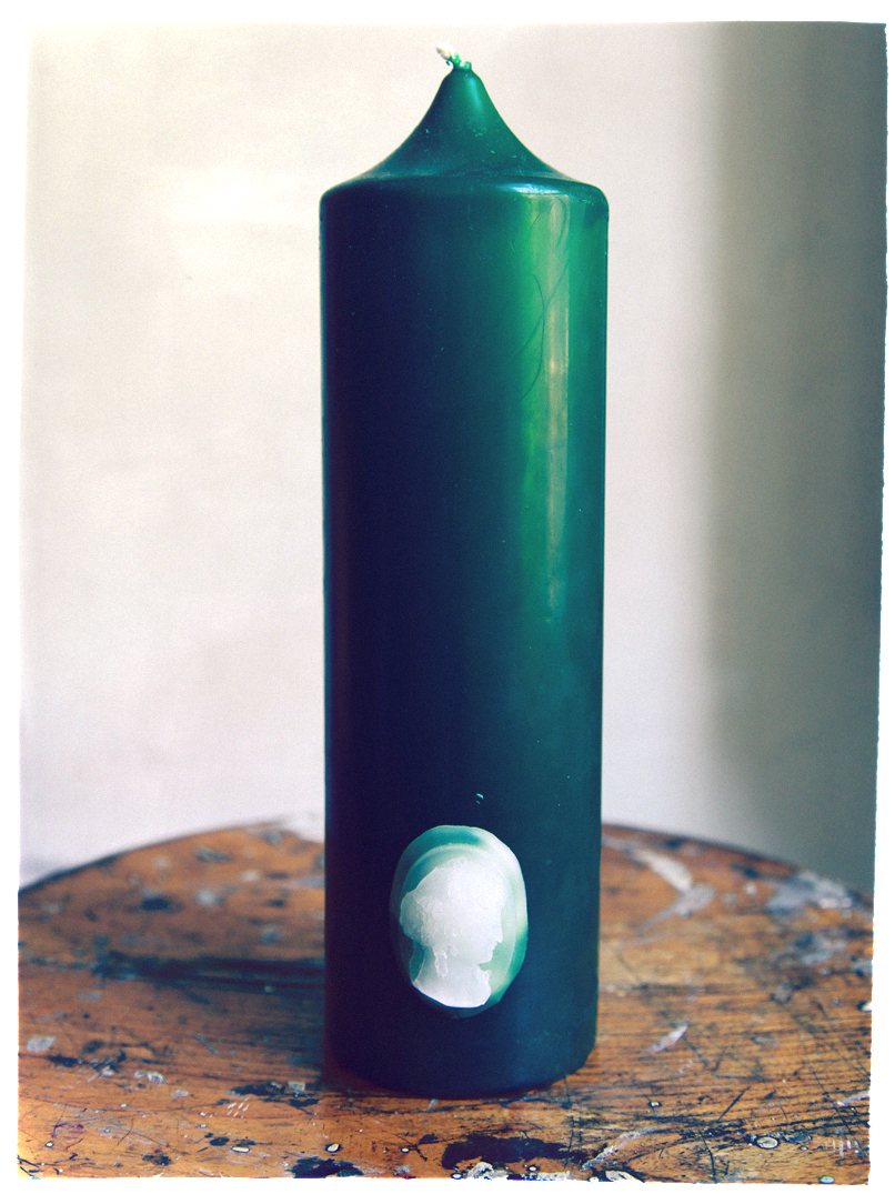 green candle 1