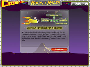 Cosmic Quest Episode Two Prize
