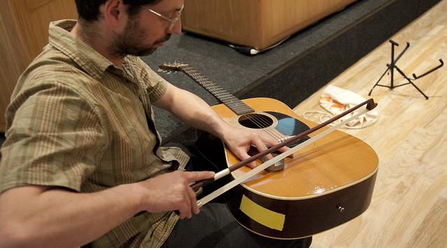 Taller de improvisación libre