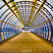 Path to Canary Wharf - Poplar Station by Jonathan.Russell