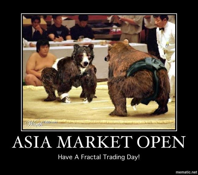 ASIA OPEN