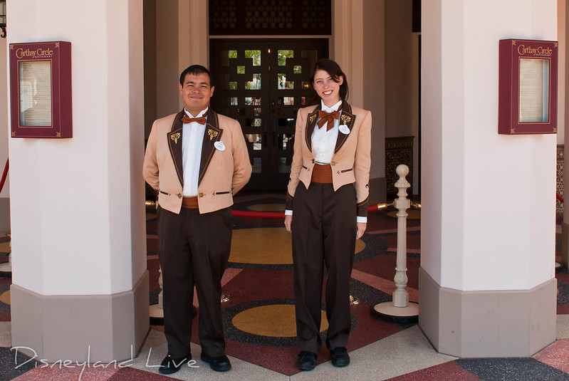 Carthay Circle Theatre - Cast Member Costumes