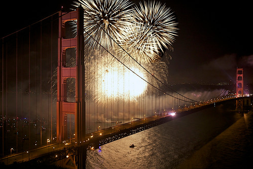 Golden Gate 75th Anneversary
