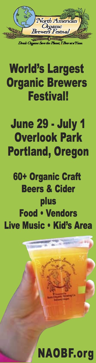 2012 North American Organic Brewers Festival