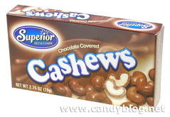 Superior Nut & Candy Chocolate Covered Cashews