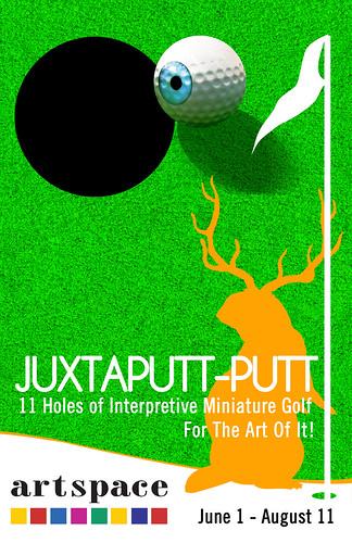 JuxtAPutt @ Artspace Shreveport by trudeau