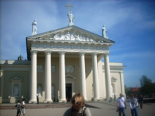 Vilnius Cathedral by xpisto1