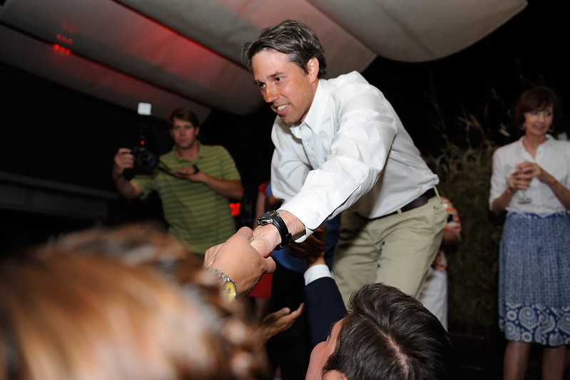 Robert O'Rourke Primary Victory