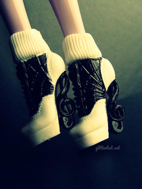 Operetta's Shoes
