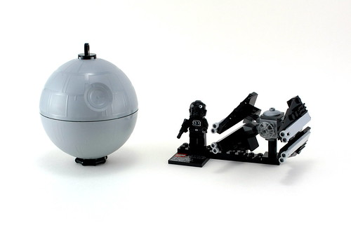 9676 TIE Interceptor & Death Star - Overview