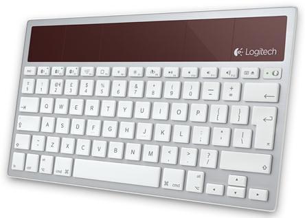 Logitech Wireless Solar Keyboard K760