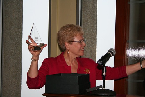 NOAA Administrator Jane Lubchenco