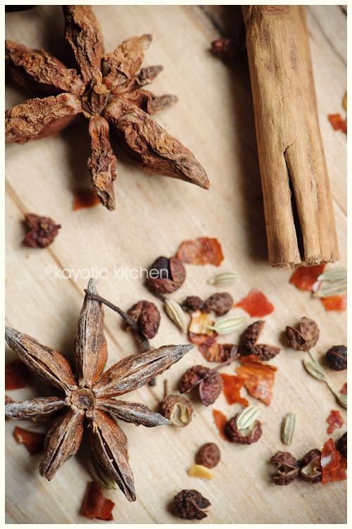 Five Spice Blend