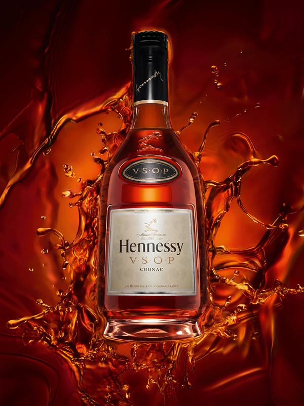 Hennessy V.S.O.P Beautyshot - Cognac