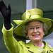 The Queen at Epsom Downs
