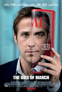 2012最佳劇情電影 & 驚悚電影海報 - The Ides of March (選戰風雲)