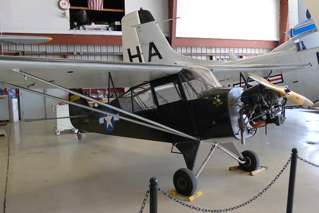 Aeronca O-58B Defender (L-3B)