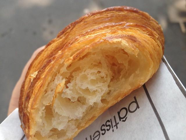Croissant at Sadaharu Aoki