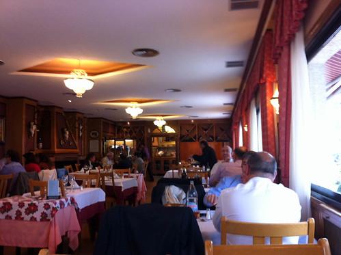Restaurante calleja las rozas madrid rincones secretos - Spa las rozas ...