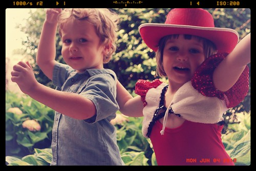 ivy & asher, superheroes
