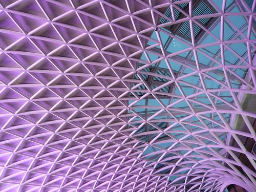 Jubilee Kings Cross Roof