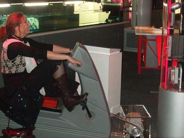 Лондон, Музей науки, Я вырабатываю ток для недоразвитых районов Англии