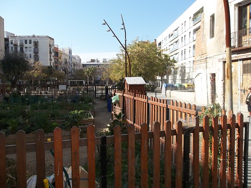 Vegetable Garden Barcelona