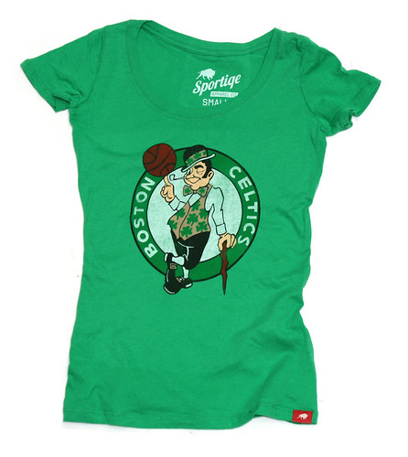 BOSTON CELTICS LOGO T-SHIRT