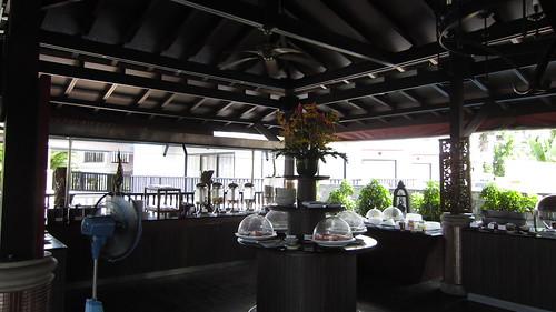 Koh Samui Kandaburi Resort Breakfast サムイ島カンダブリリゾート 朝食 (1)