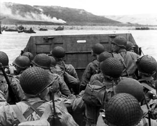 El día D a la hora H (Normandía, 1944)