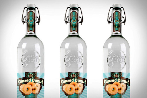 Glazed Donut Vodka from 360 Vodka