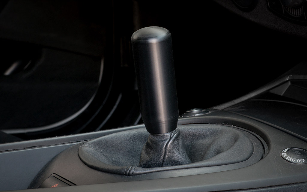 Remove Gear Shift Knob Bmw E46