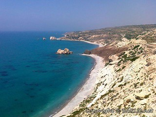 Cyprus 2012 - Aphrodite rock