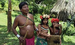 Embera and Wuonaan Tribe