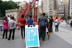 A preview of Summer Streets 2012 at Union Square.