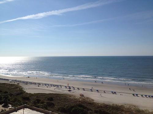 Good morning ocean