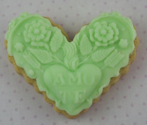 Amo Te Cookie