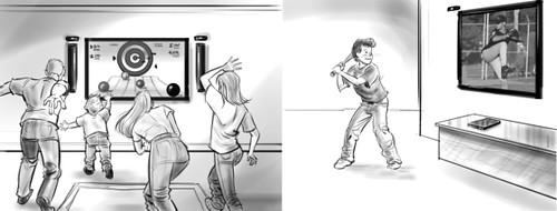 xBox 720 + Kinect 2 ateitis neapsiriboja tik video žaidimais