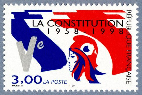 La Constitution de 1958.