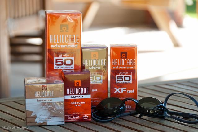 Lote de productos Heliocare