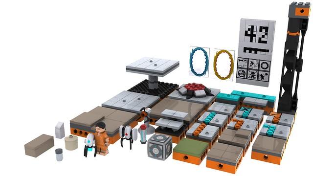 Modular Testing Chamber Modules